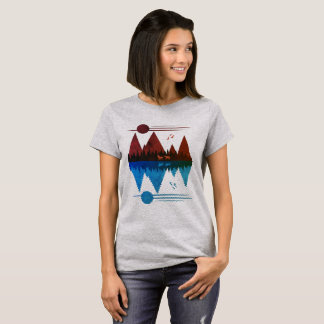 T-shirt Chevaux sauvages #5