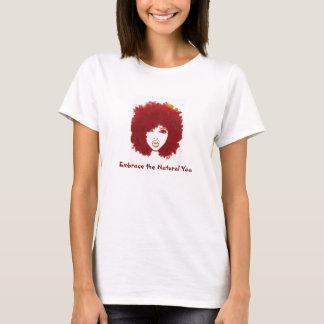 T-shirt Cheveux naturels