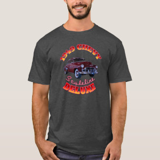 T-shirt Chevy 1949 Styleline de luxe