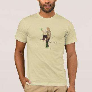 T-shirt Chi de Tai - coq d'or