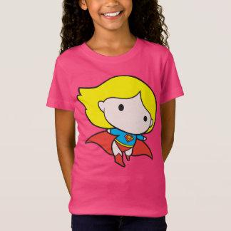 T-Shirt Chibi Supergirl