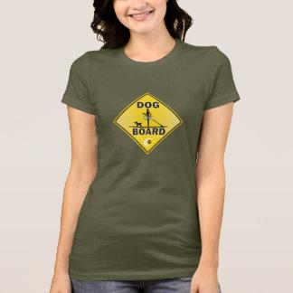 T-shirt Chien à bord