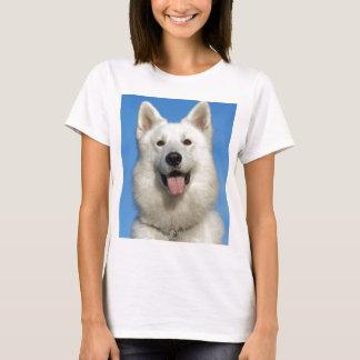 T-shirt Chien de berger suisse heureux