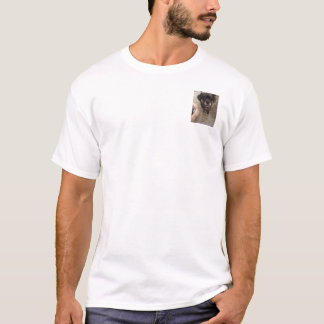 T-shirt Chien de Kate b