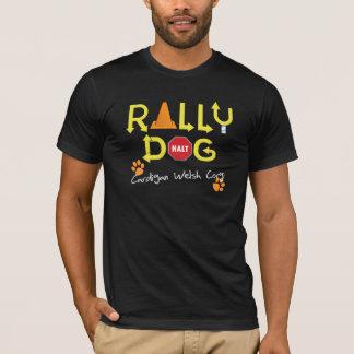 T-shirt Chien de rassemblement de poseur anglais