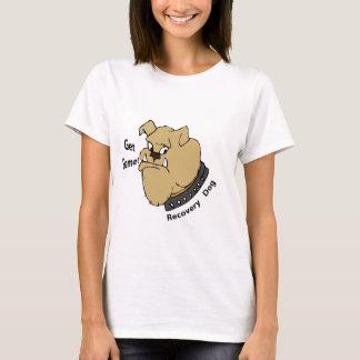 T-shirt Chien de récupération