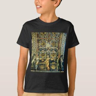 T-shirt Chiffres allégoriques et usines de vierges sages