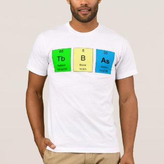 T-shirt Chimie de tuba