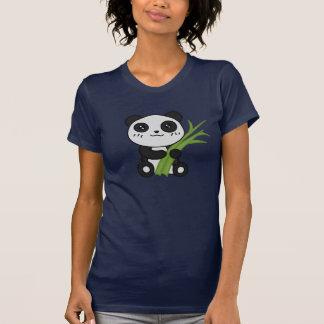 T-shirt Chino le V-Cou de panda
