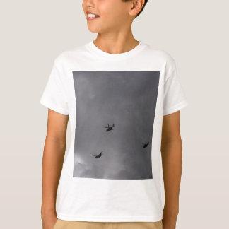 T-shirt Chinook et MERLIN