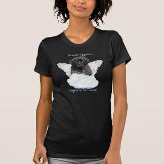T-shirt Chiot d'ange de mastiff