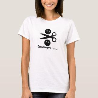 T-shirt Chirurgie de deux points