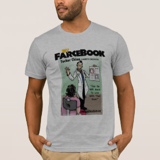 T-shirt Chirurgien cosmétique de Tucker Chinn-