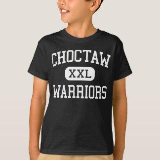 T-shirt Choctaw - guerriers - milieu - Philadelphie