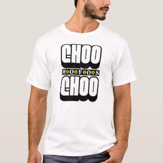 T-shirt Choo Choo Bitcoin pour le plus discret