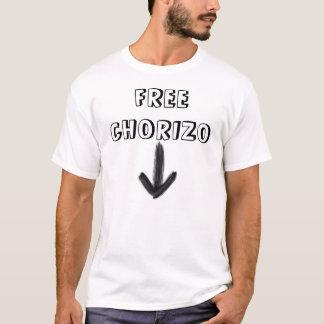 T-SHIRT CHORIZO LIBRE