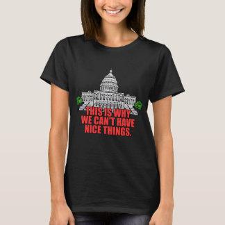 T-shirt Choses de Washington DC Nice