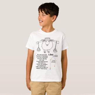 T-shirt chrétien de prophétie de Balance (enfants)