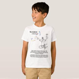 T-shirt chrétien de prophétie de Scorpion