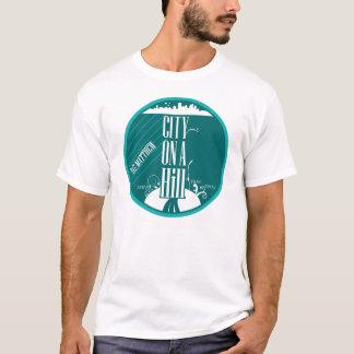 T-shirt chrétien frais de vers de bible au sujet
