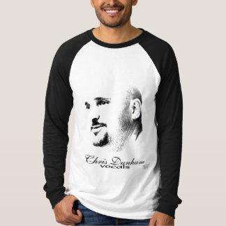 T-shirt Chris Dunham - chant