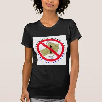 T-shirt Christine pour le sénat