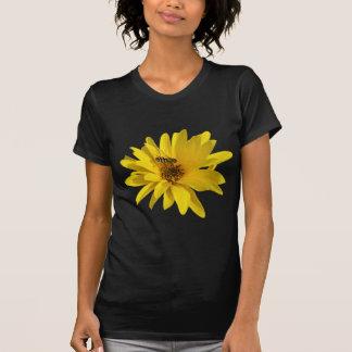 T-shirt Chrysanthème avec la mouche de vol plané