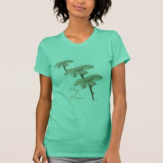 T-shirt Chrysanthème pour ma maman