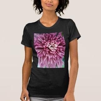 T-shirt Chrysanthème rose