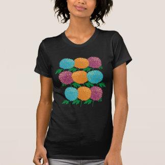 T-shirt Chrysanthèmes