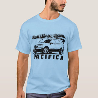 T-shirt Chrysler 2007 Pacifica