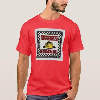 T-shirt Ciel de crêpe