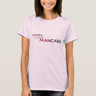 T-shirt CigaRv - la caverne mobile d'homme