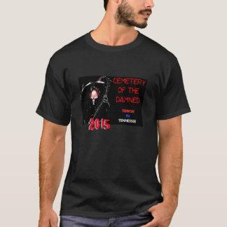 T-shirt Cimetière du condamné 2015