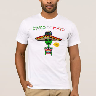 T-SHIRT CINCO DE MAYO