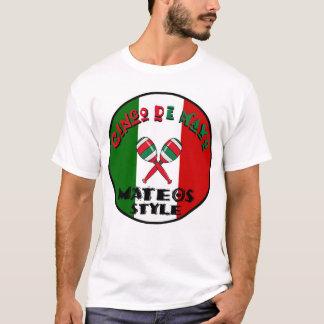 T-shirt Cinco De Mayo - style de Mateos