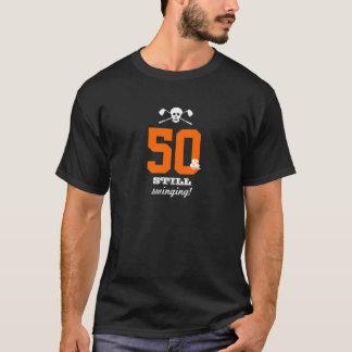 T-shirt cinquantième anniversaire - balançant toujours -