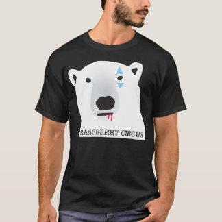 T-shirt CIRQUE de la FRAMBOISE LogoPolarBear2 (noir)