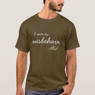 T-shirt Citation de M