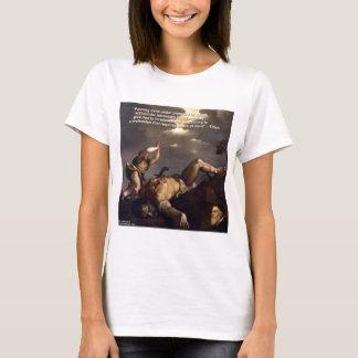 T-shirt Citation de Titian et cadeaux de peinture de