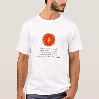 T-shirt Citation inspirée de Guillaume Appolinaire