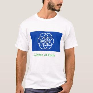 T-shirt Citoyen de la terre