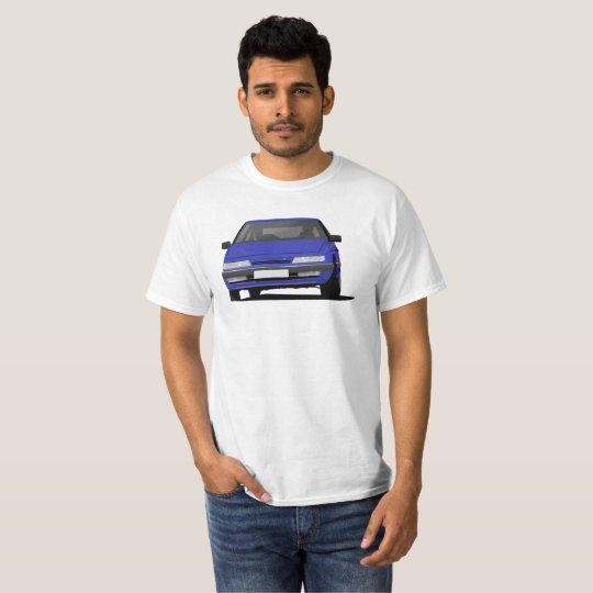 T-shirt Citroën bleu XM