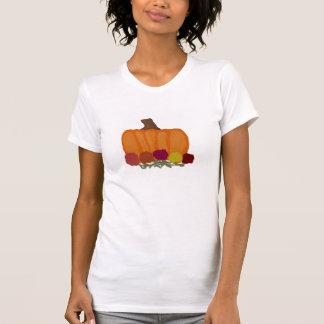 T-shirt Citrouille