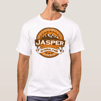 T-shirt Citrouille de jaspe