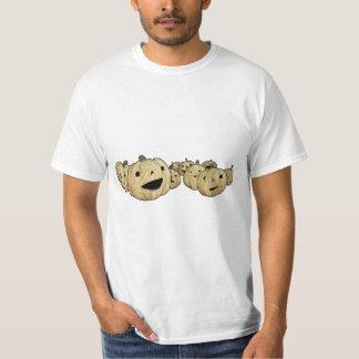 T-shirt Citrouilles