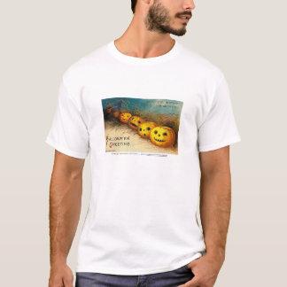T-shirt Citrouilles de Curioser - carte postale vintage