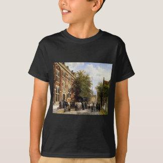 T-shirt Cityview Hoorn par Cornelis Springer