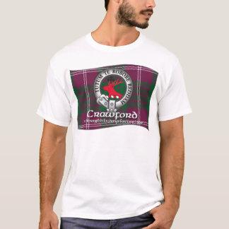 T-shirt Clan de Crawford