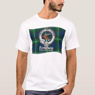 T-shirt Clan de Forbes